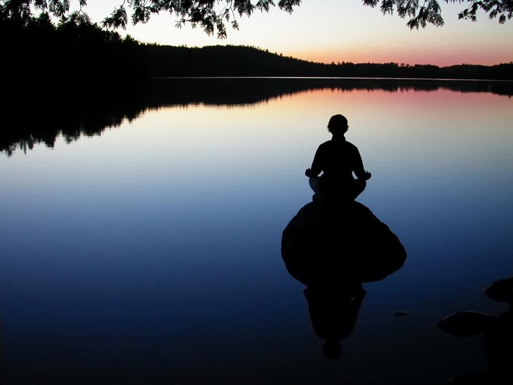 「靜」是一種平衡狀態。